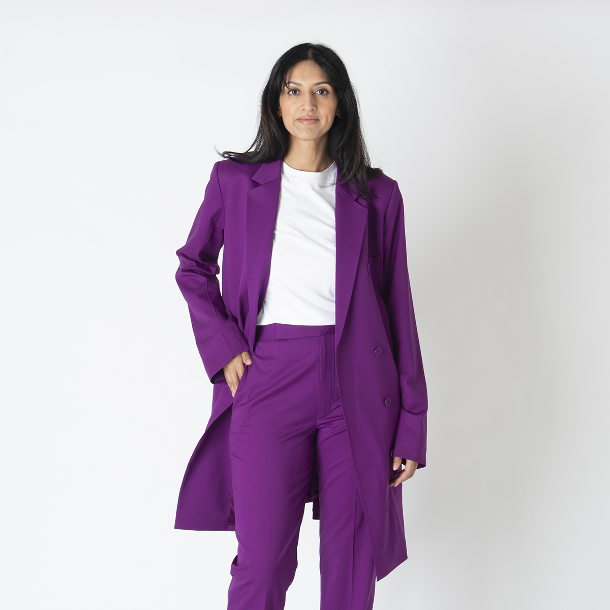 Helmut Lang Wool Oversized Blazer – New With Tags