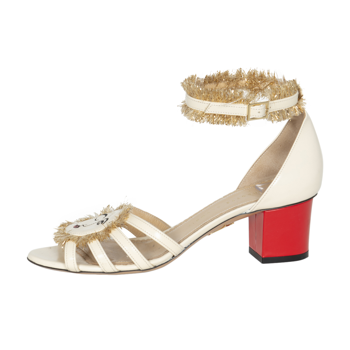 Charlotte Olympia Moonface Sandals