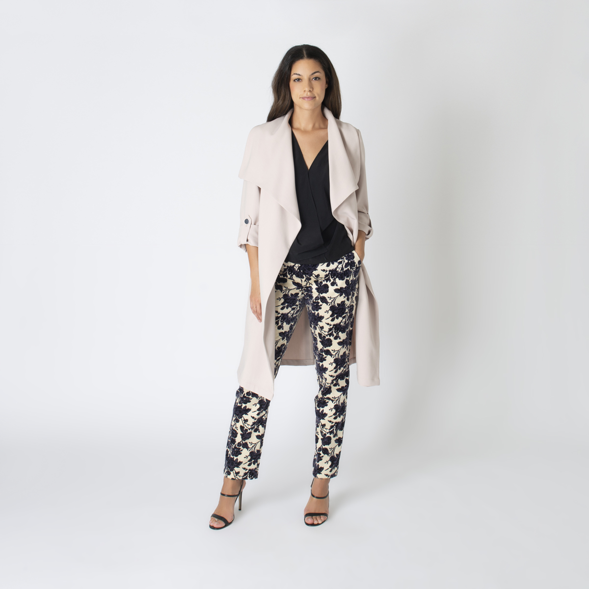 Soia & Kyo 'Ornella' Belted Jacket – New With Tags