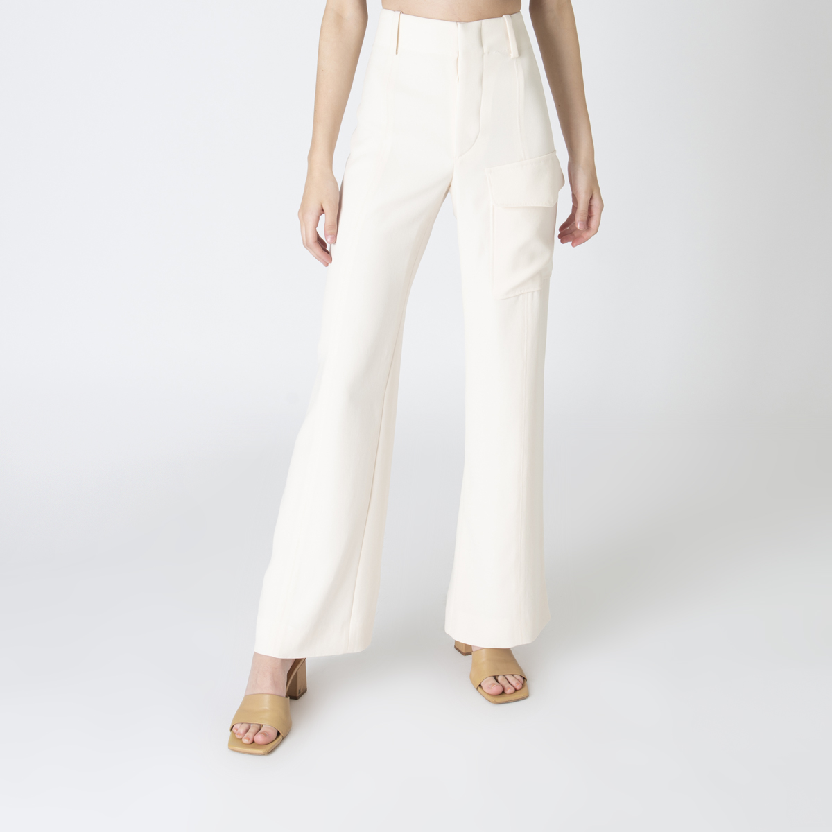 Chloé Wide-Leg Pants – New With Tags