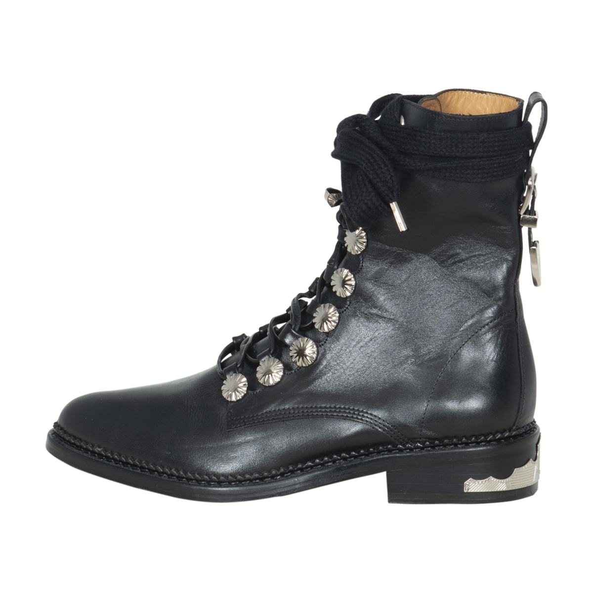Toga Pulla Combat Lace Up Boots – New Condition